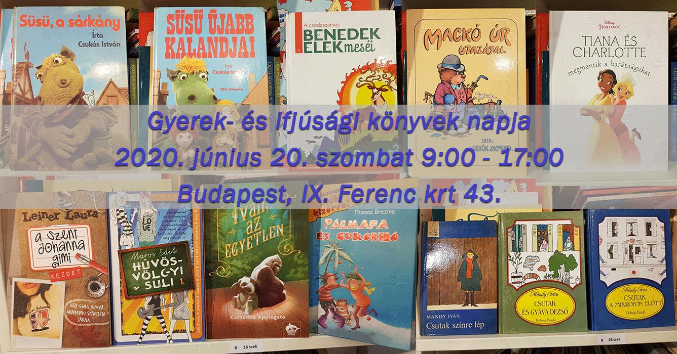 gyerk- és ifjúsági könyvek napja Budapest